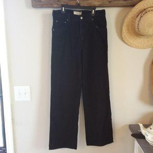Vintage Levi's Black High Rise Mom Jeans SZ 10 12